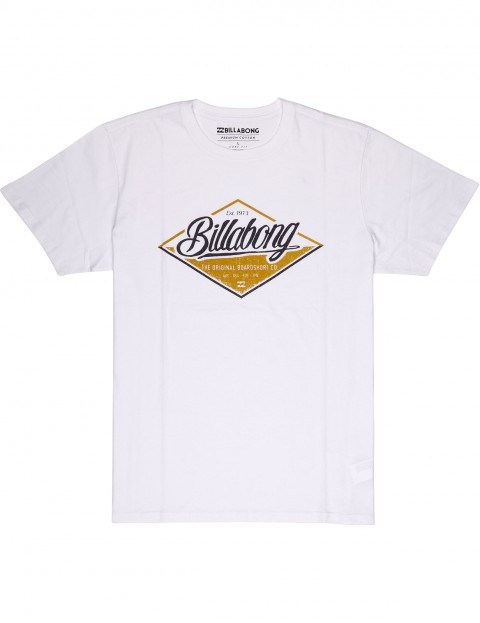 billabong tshirt  Billabong T Street Short Sleeve T-Shirt in White