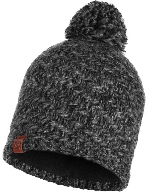 Buff Agna Knitted Bobble Hat  7962d1172c8