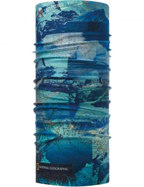 Buff New Original Neck Warmer in NG Antartic Ocean Blue