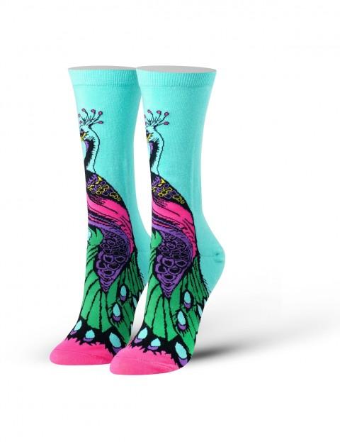 peacocks trainer socks