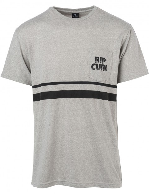347a4b66 Rip Curl Mama Heritage Short Sleeve T-Shirt in Cement Marle | hardcloud.com