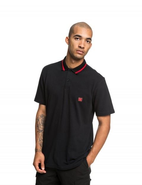 DC New Lakebay Polo Shirt in Black