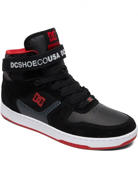 DC Pensford Trainers in Black/Dk Grey/Athlet