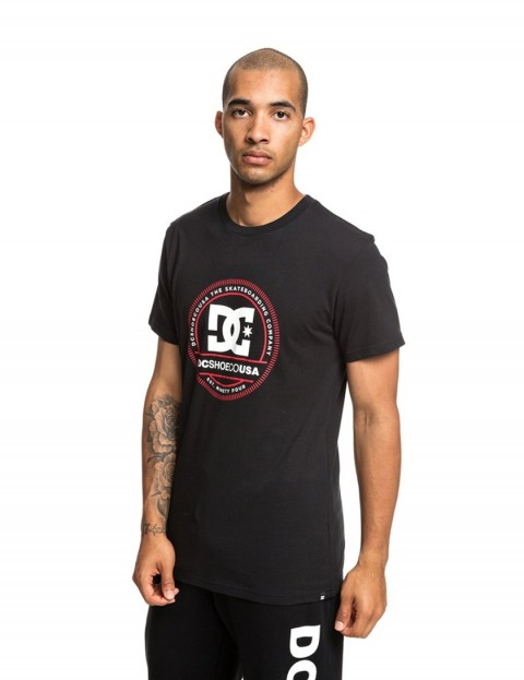 DC Phenomom Short Sleeve T-Shirt in Black