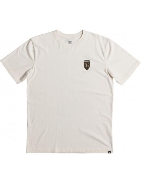 DC Siamenom Short Sleeve T-Shirt in Antique White