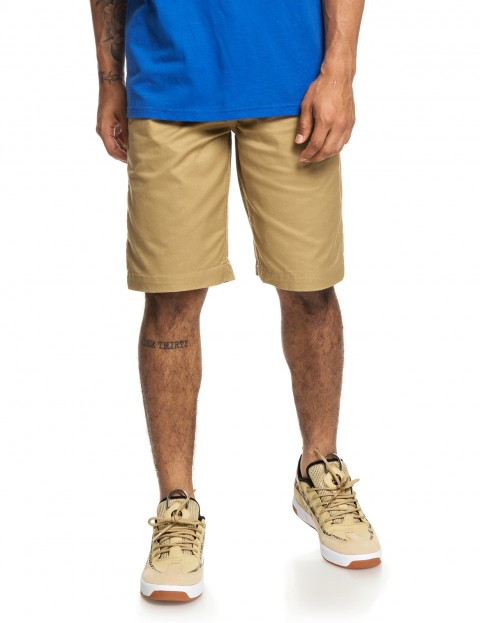 80883bb745 DC Worker Relaxed Chino Shorts in Khaki | hardcloud.com
