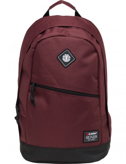 Element Camden Backpack in Napa Red