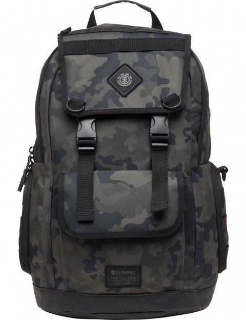 Element Cypress Backpack in Bark Camo