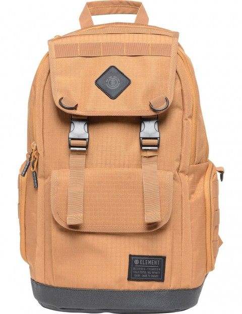 Element Cypress Backpack in Bronco Brown