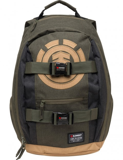 Element Mohave Backpack in Moss Heather