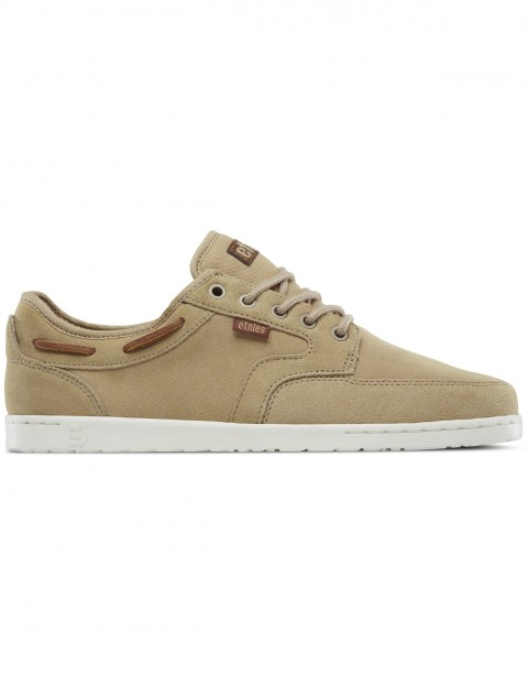 Etnies Dory Trainers in Tan / Brown
