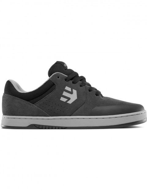 Etnies Marana Trainers in Dark Grey / Black