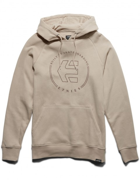 Etnies On Tap Pullover Hoody in Natural