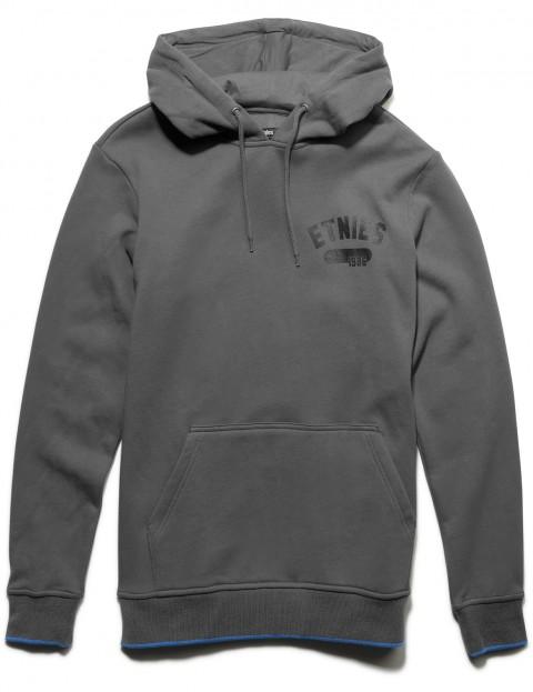 Etnies Staple Pullover Hoody in Charcoal