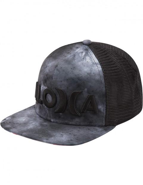 Hurley JJF III Nebula Trucker Cap in Black
