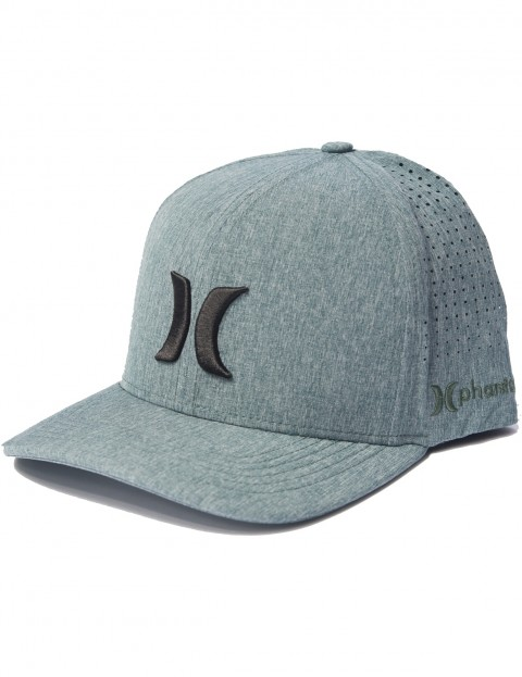 Hurley Phantom Vapor 3.0 Cap in Dark Atomic Teal
