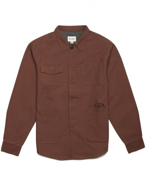 Rhythm Field Jacket in Almond