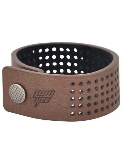 Lowlife Clyde Cuff in Brown