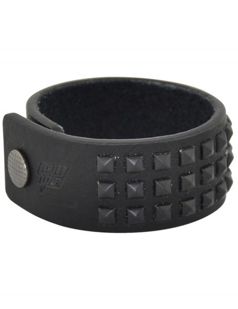 Lowlife Shrink Cuff in Black