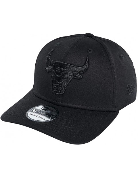 New Era Chicago Bulls Cap in Black