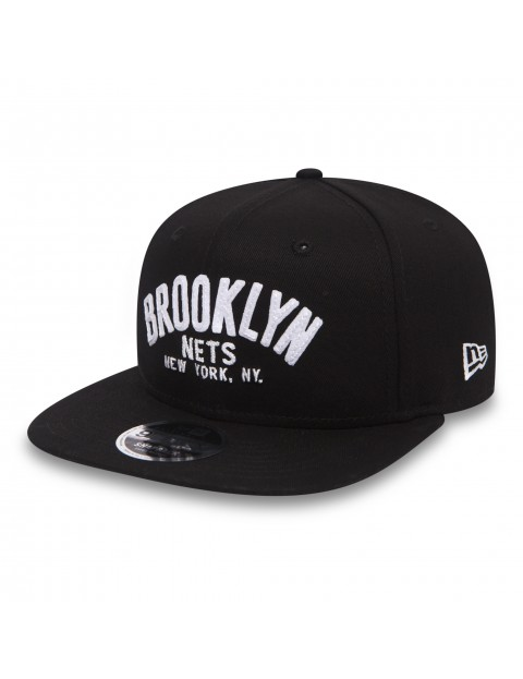 New Era Felt Script 950 Cap in Black