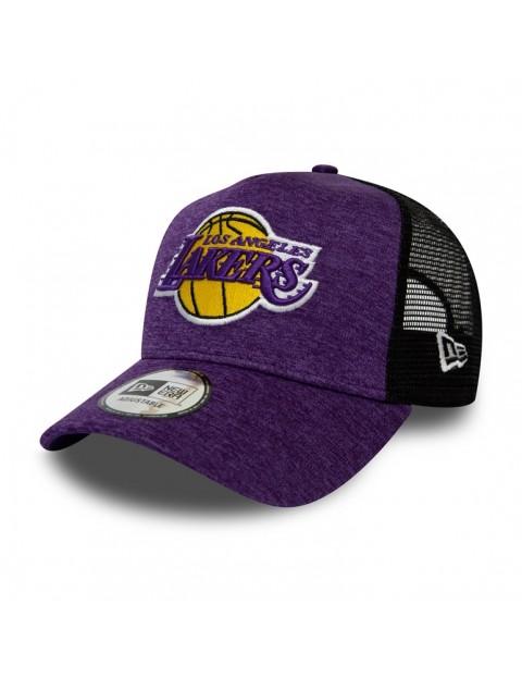 the latest 9f2e6 0f6d6 New Era Los Angeles Lakers Shadow Tech Trucker Cap   hardcloud.com
