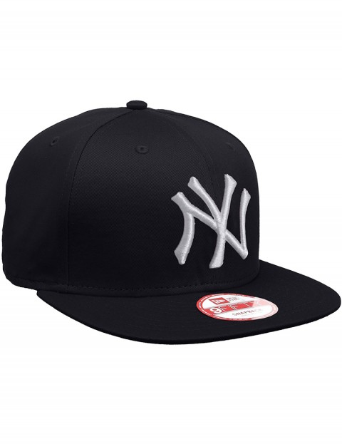 New Era MLB 9Fifty NY Yankees Cap in Navy/White