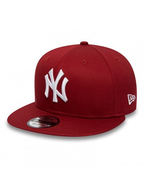 New Era New York Yankees 9Fifty Cap in Red
