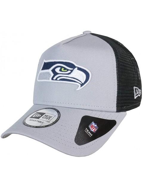 New Era Seattle Seahawks Cap in Grey
