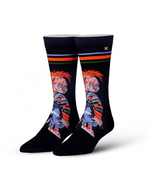 Odd Sox Chuckys Back Crew Socks in Multi