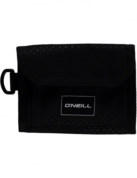 ONeill Pocketbook Polyester Wallet in Black Aop