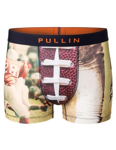 Pullin Master Touchdown Underwear in Multi