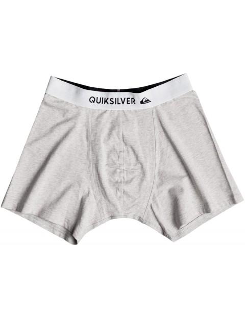 Quiksilver Boxer Edition Underwear in Light Grey Heather