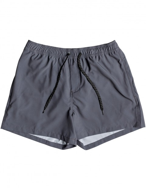 cdeea46271 Quiksilver Everyday Stretch Volley 15 Elasticated Boardshorts in Iron Gate  | hardcloud.com