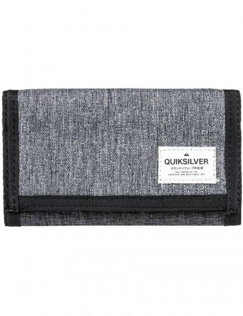 Quiksilver Everywear Polyester Wallet in Light Grey Heather