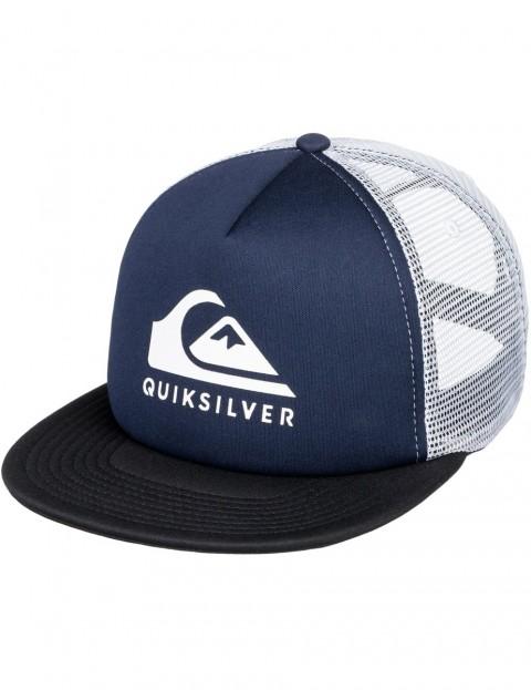 Quiksilver Foamslay Cap in Navy Blazer