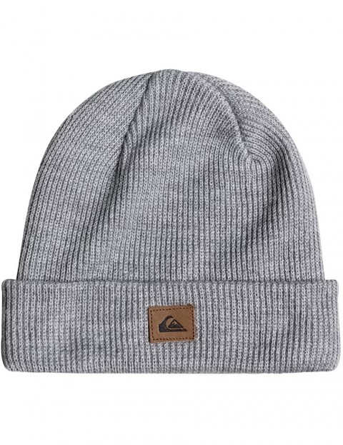 Quiksilver Performed Beanie in Medium Grey Heather