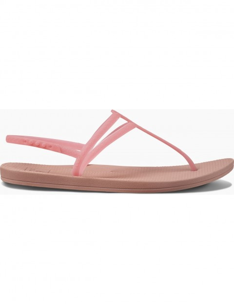Reef Escape Lux T Flip Flops in Pink