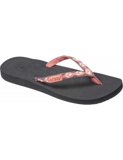 f4ad848a2404 Reef Ginger Flip Flops in Black Blush