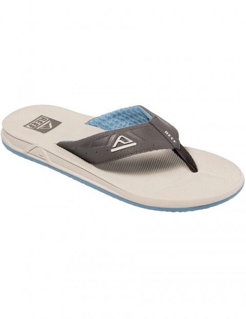 Reef Phantoms Sports Sandals in Sand/Light Blue