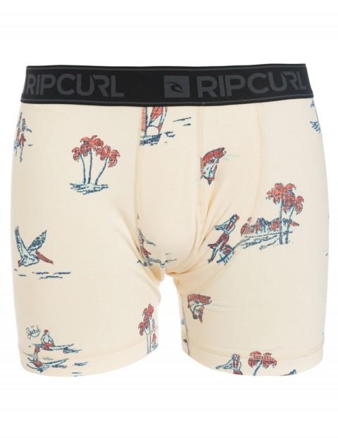 Rip Curl Island Underwear in Breakage White