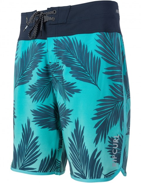 Rip Curl Mirage Mason Rockies 20inch Technical Boardshorts in Teal ... 66f5557ba