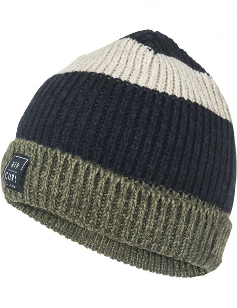 Rip Curl Rippa Beanie in Dusty Olive
