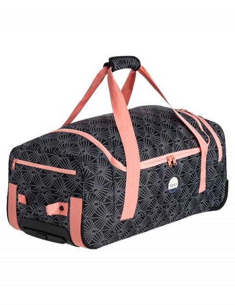 Roxy Distance Across Wheeled Luggage in In The Breeze True Black ... 6df8705efdd96