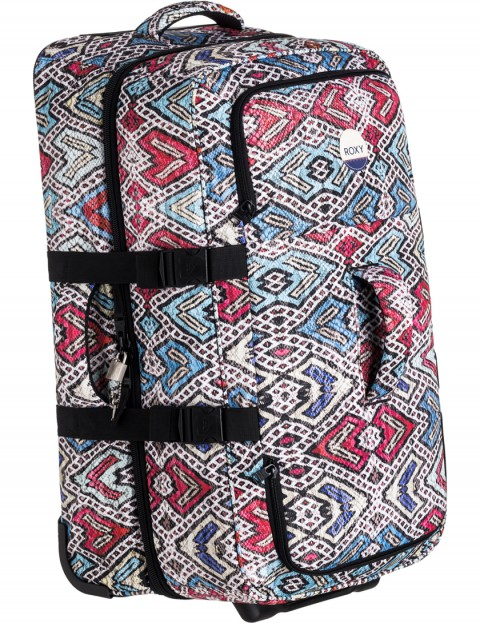 558a500965d2 Roxy In The Clouds Wheeled Luggage in Regata Soaring Eyes