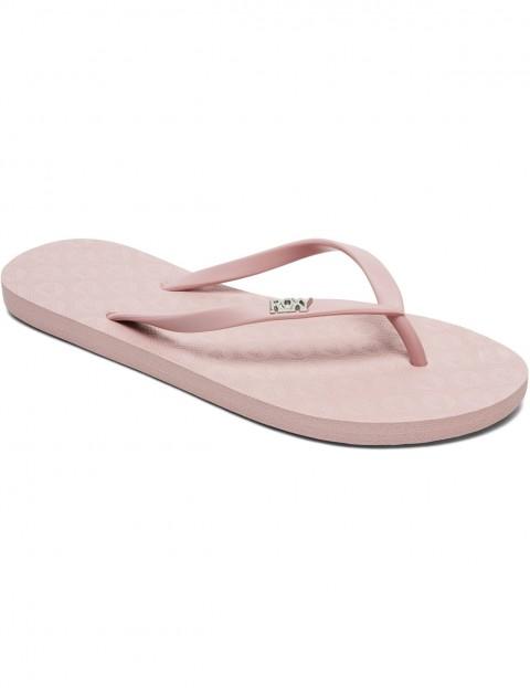57476218b9 Roxy Viva IV Flip Flops in Peach