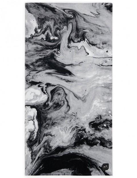 Slowtide Stones Beach Towel in Smoke
