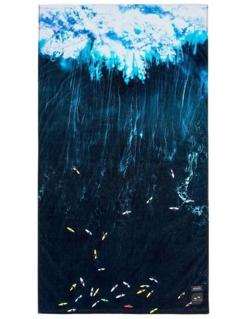 Slowtide Waimea Beach Towel in Ocean Blue