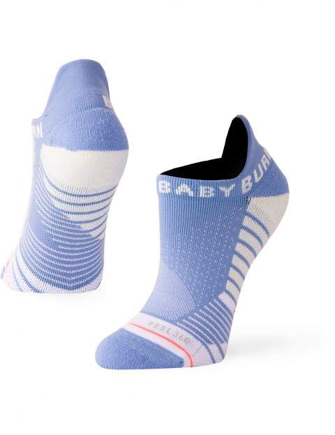 Stance Disco Inferno Tab No Show Socks in Blue