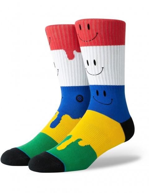 Stance Face Melter Crew Socks in Multi